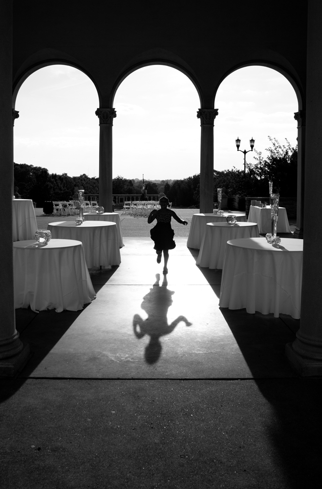 Wedding at Ault Park